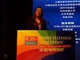 "Anne BROCHOT为首届""世界电视日""中国电视大会致辞"